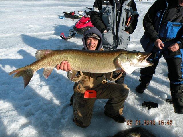 Kdc catch corner for Lake wilhelm fishing